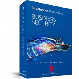 Bitdefender GravityZone Business Security 5 dispositivi